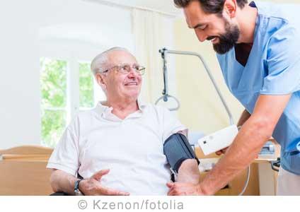 Kontrolle von Blutzucker und Blutdruck