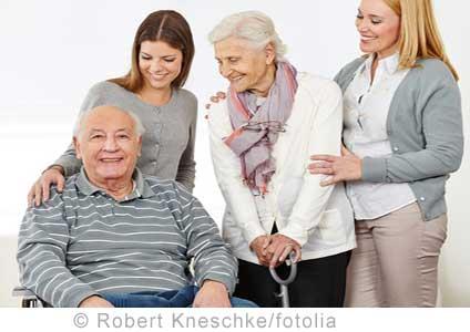 Pflege für Erwachsene